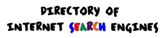 Directory of Internet Search Engines
